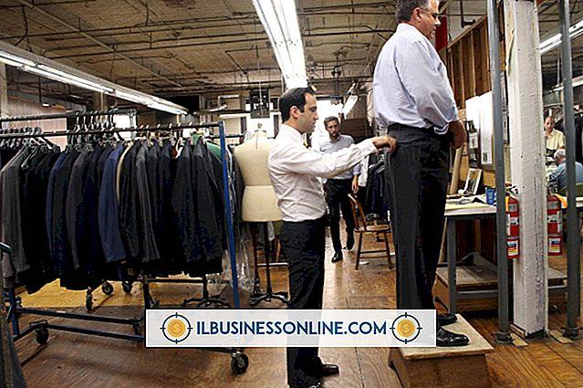 क्या आप टेलर-मेड बिजनेस सूट लिख सकते हैं?