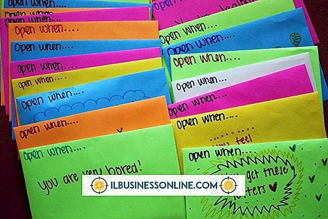 Categorie zakelijke communicatie & etiquette: Een vriendelijke opening voor een zakelijke brief