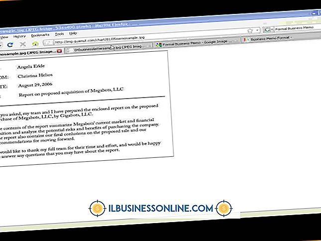 วิธีเขียนรายงานธุรกิจที่ไม่เป็นทางการ