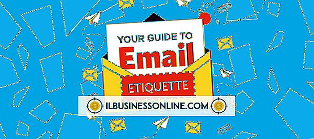 ビジネスEメール作成のためのエチケット規則