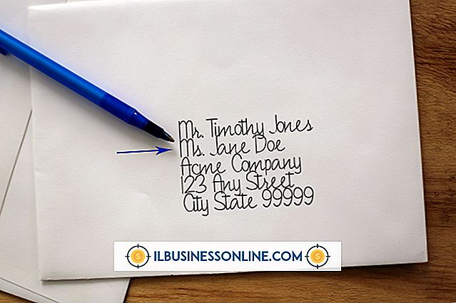 Etiquette for Business Letters