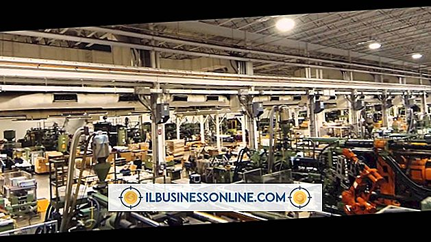 affärskommunikation och etikett - Typer av företagsrapporter för ett tillverkningsföretag