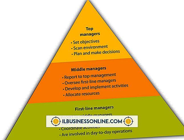 Hva er vertikal kommunikasjon i en organisasjon?