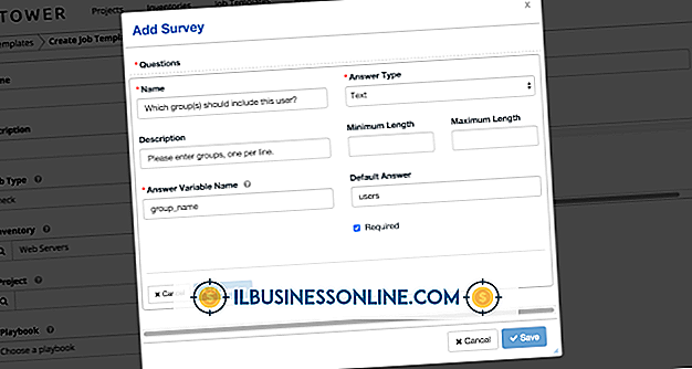 Categoría Comunicaciones y etiqueta de negocios: Cómo escribir una encuesta de trabajo
