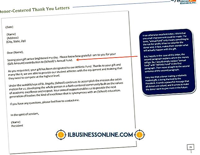 Kategori business kommunikation og etikette: Sådan skriver du et etårigt overskudsprojektionsbrev
