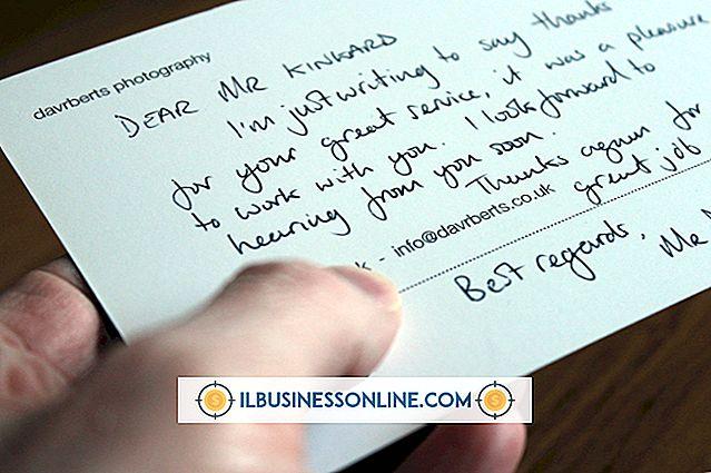 Categoría Comunicaciones y etiqueta de negocios: Cómo escribir una carta de agradecimiento para una nueva relación comercial