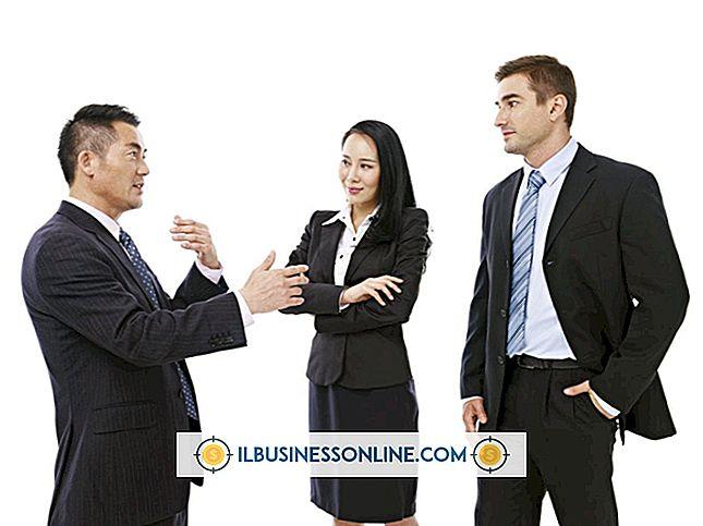 affärskommunikation och etikett - Vad är typer av kommunikation i näringslivet?