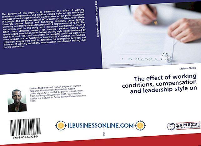 Die Auswirkungen von Führungsstilen auf die Organisation