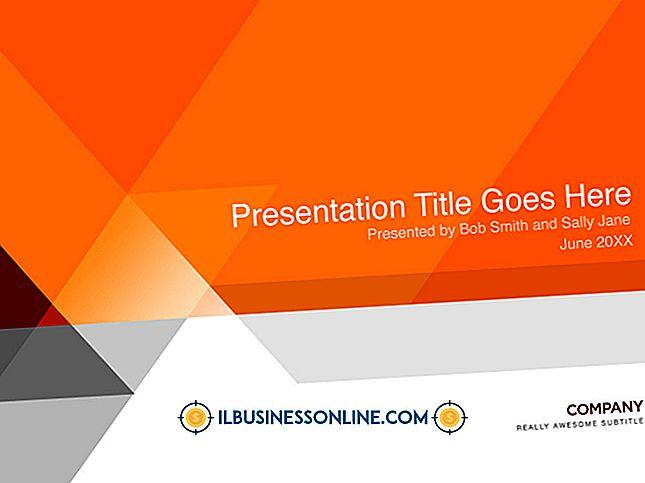 Kategorie Geschäftskommunikation & Etikette: Verschiedene Formate für PowerPoint-Präsentationen