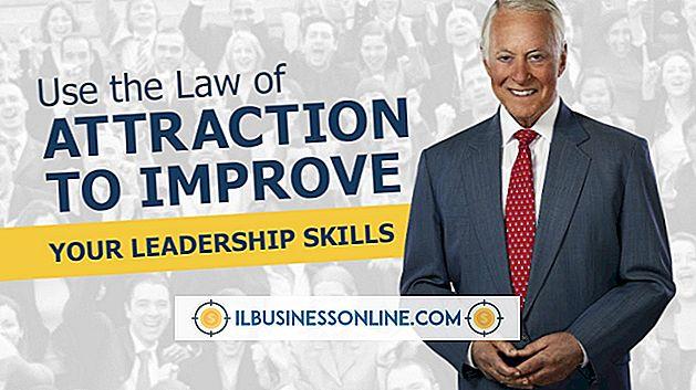 व्यापार संचार और शिष्टाचार - एक नेता के रूप में माइक्रो कौशल का उपयोग कैसे करें
