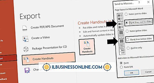 Die beste Möglichkeit, ein Word-Dokument in einem PowerPoint-Dokument zu speichern