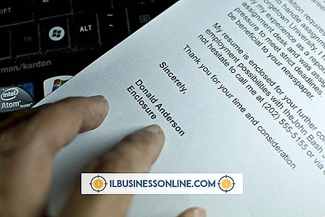 Kategori business kommunikation og etikette: Sådan afsluttes en virksomhedspræsentationsbogstav