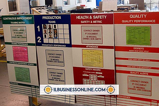 Kategorie Geschäftskommunikation & Etikette: Beispiele für effektive visuelle Kommunikation am Arbeitsplatz