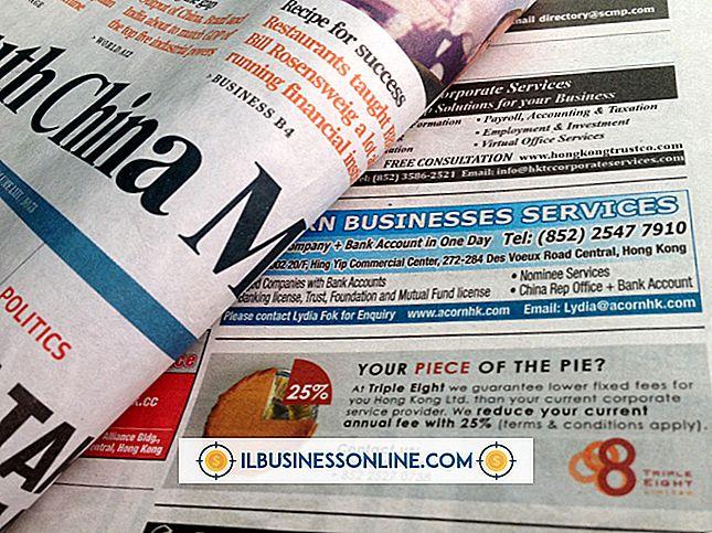 Hur man skriver en bra annons för tidningen