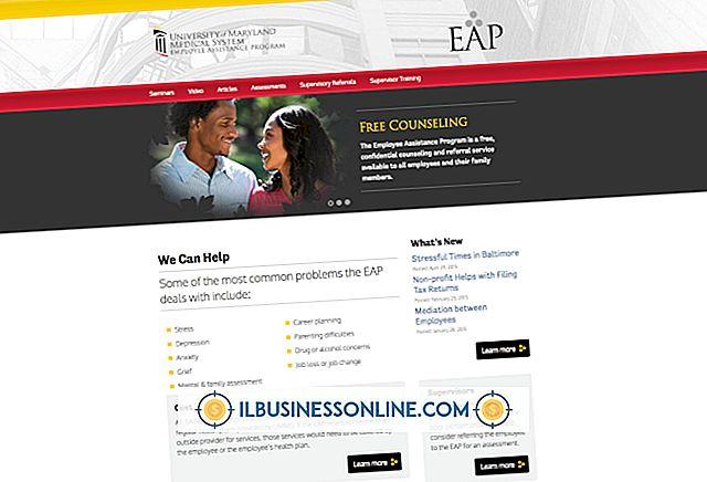 Kategori business kommunikation og etikette: Effekten af EAP på en organisation