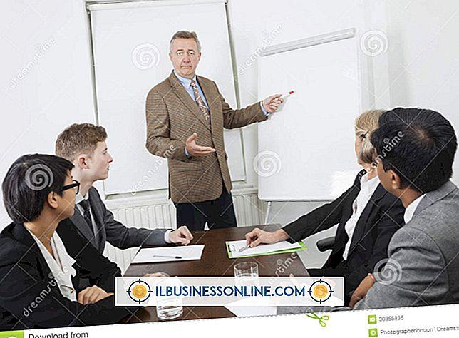 Die Verwendung von interaktiven Whiteboards in Geschäftskonferenzen