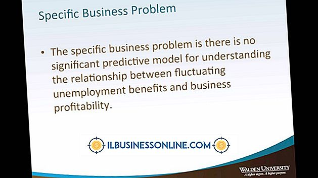 Hvordan skrive et problem statement for business