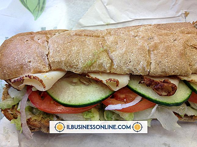 So richten Sie ein Sandwich-Restaurant in Ihrer Gemeinde ein