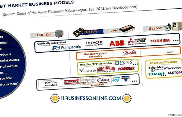 Kategori affärsmodeller och organisationsstruktur: Vad är en vertikalt integrerad affärsmodell?