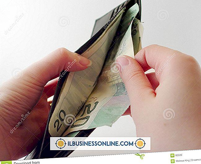 Måter å trekke penger ut av din bedrift