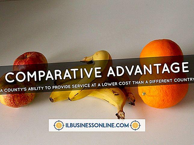 Hva gir et selskap en komparativ fordel?