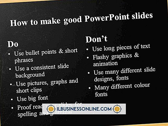 Sådan giver du et godt PowerPoint til din organisation