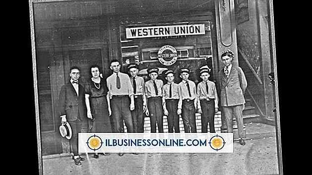 Sådan får du en franchise med Western Union