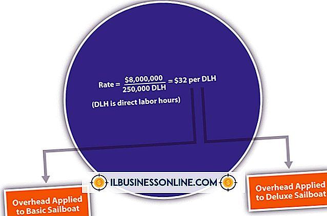Cómo calcular los gastos indirectos corporativos
