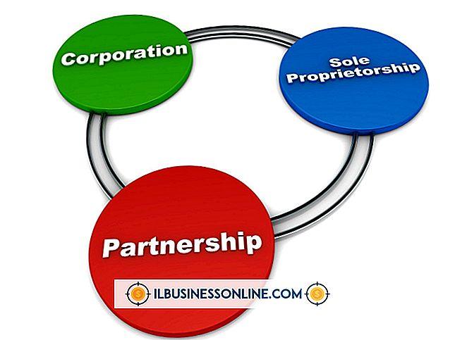 カテゴリ ビジネスモデルと組織構造: 唯一の所有者とパートナーシップの2つの欠点