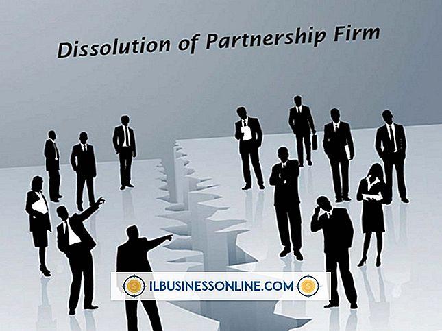 Hoe een zakenpartner van een bedrijf te ontbinden