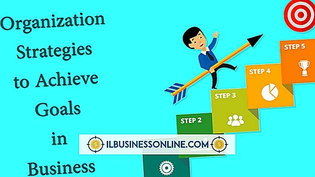 Hierarki for mål for et selskap