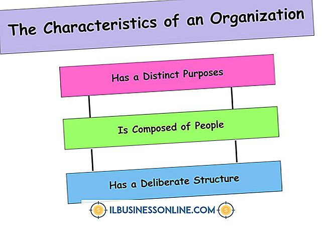 Organizasyonel Yapının Formları ve Özellikleri