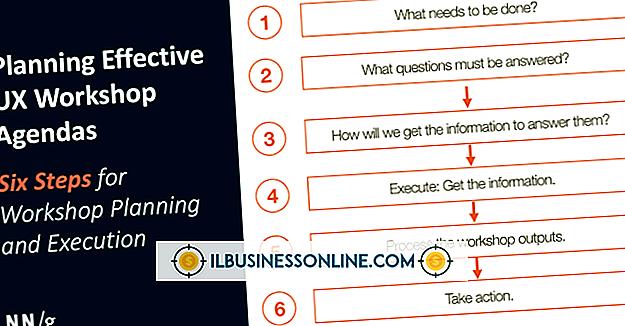 Diretrizes para criar uma agenda de reuniões