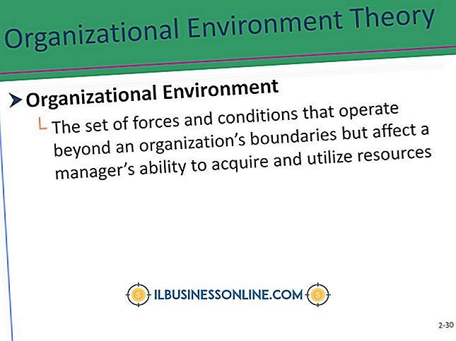Kategori model bisnis & struktur organisasi: Lingkungan Eksternal & Struktur Organisasi