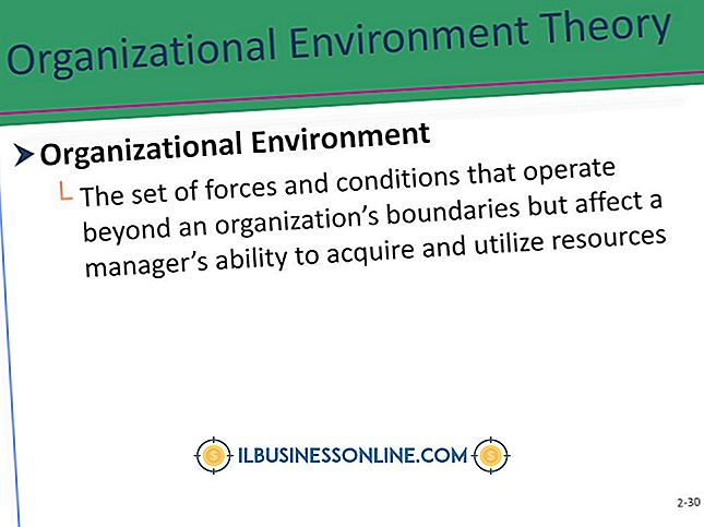 Ekstern Miljø og Organisationsstruktur