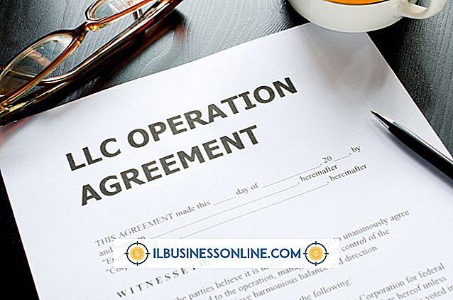 カテゴリ ビジネスモデルと組織構造: LLCの典型的な収入構造