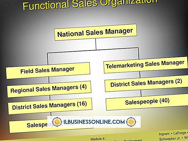 कार्यात्मक संगठनात्मक संरचना लाभ