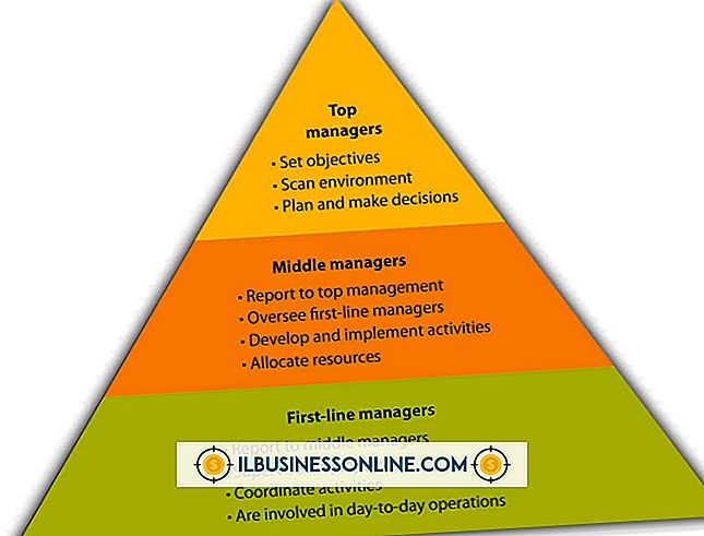 Warum ist die Hierarchie der Autorität in einer Organisation wichtig?