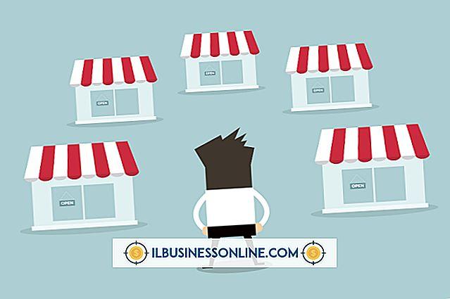Kategorie Geschäftsmodelle und Organisationsstruktur: Anleitung zum Kauf eines Franchise