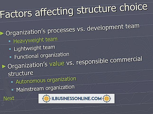 संगठनात्मक संरचना को प्रभावित करने वाले कारक
