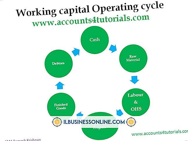 कंपनी के संचालन चक्र का अनुमान कैसे लगाएं