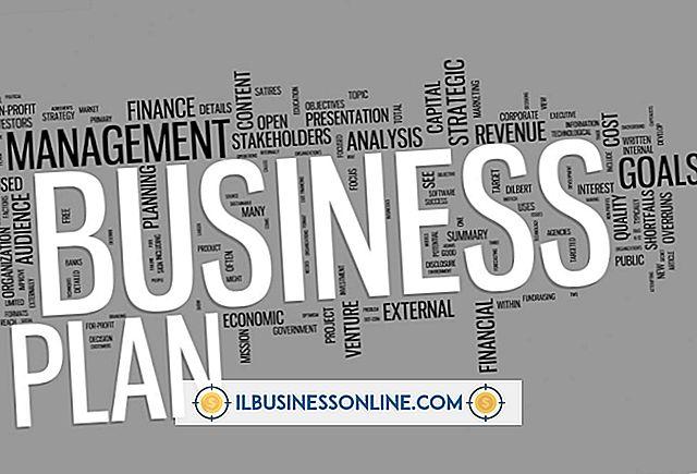 Apa yang Ada dalam Rencana Bisnis yang Baik?