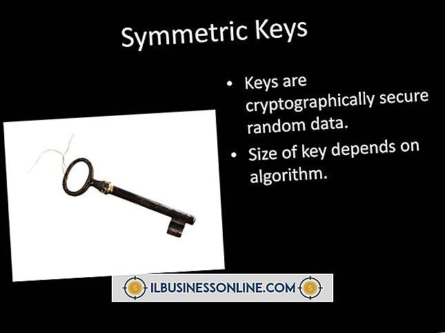 affärsplanering och strategi - Typer av symmetriska krypteringsalgoritmer