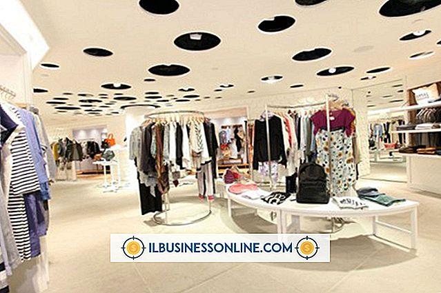 Exempel på affärsplan för klädaffär