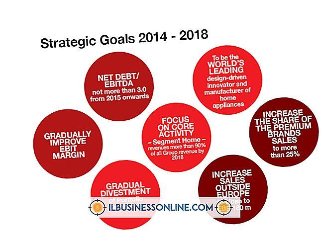 Hur man skriver en strategisk plan för att höja kapitalet