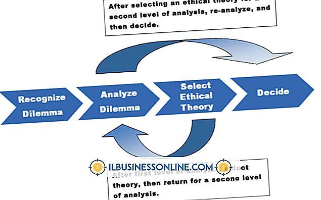 การวางแผนและกลยุทธ์ทางธุรกิจ - แนวทางสากลในการตัดสินใจอย่างมีจริยธรรมหมายถึงอะไร