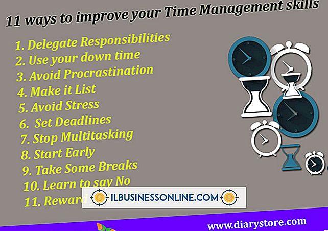 Gode ideer til forbedring af Time Management Færdigheder
