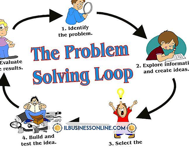 Kategorie Geschäftsplanung & Strategie: Fünf Schritte zur Problemlösung im Unternehmen