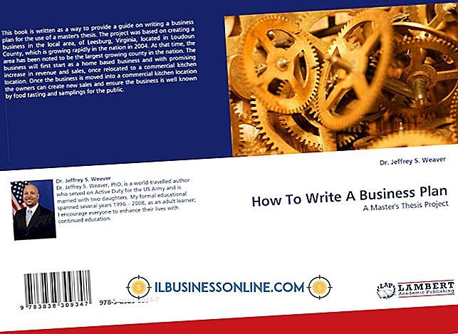 Cara Menulis Rencana Bisnis untuk Akuisisi