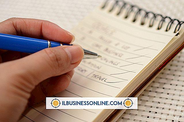 Kategori forretningsplanlægning og strategi: Sådan skriver du en femårig forretningsplan